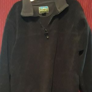 Roundy Ridge Fleece Pullover,  Large